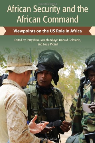 9781565494121: African Security and the African Command: Viewpoints on the US Role in Africa