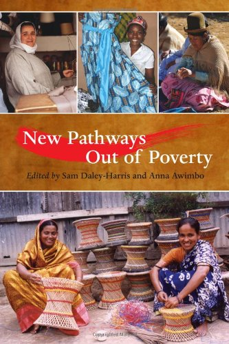 New pathways out of poverty: Sam Daley Harris,