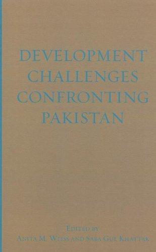 9781565495524: Development Challenges Confronting Pakistan