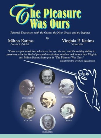 9781565500945: The Pleasure Was Ours: Personal Encounters with the Greats, the Near-Greats and the Ingrates