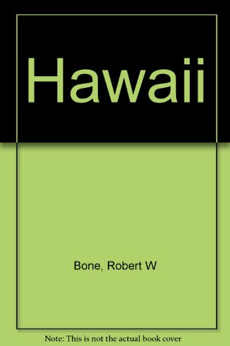 Maverick Guide to Hawaii: Bone, Robert W