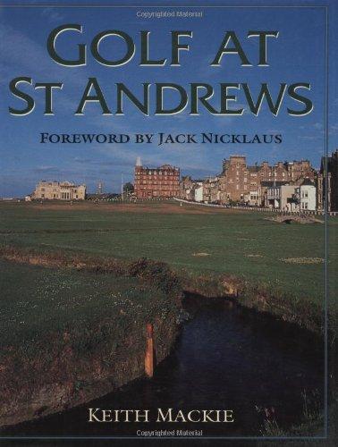 9781565541290: Golf at St. Andrews