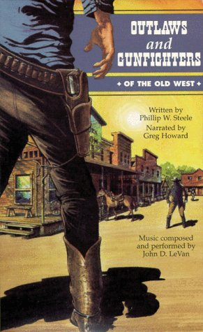 9781565541382: Outlaws and Gunfighters of the Old West (Audiocassette)