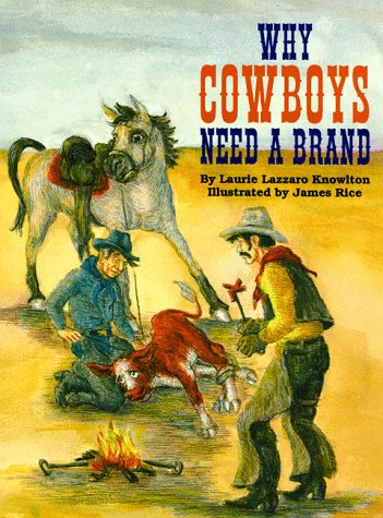 9781565542280: Why Cowboys Need a Brand (Why Cowboys Series)