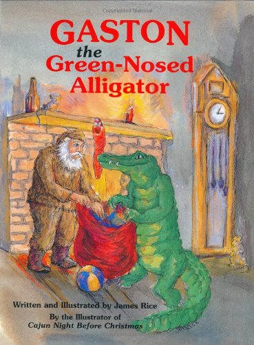 9781565542853: Gaston the Green-Nosed Alligator (Gaston Series)