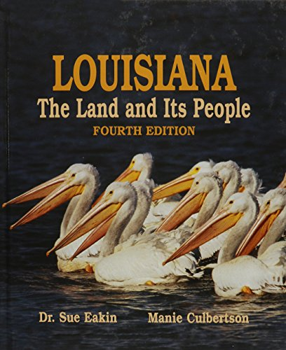9781565542891: Louisiana: The Land and Its People