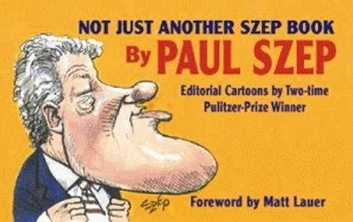 Not Just Another Szep Book: Szep, Paul