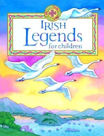 9781565544093: Irish Legends for Children
