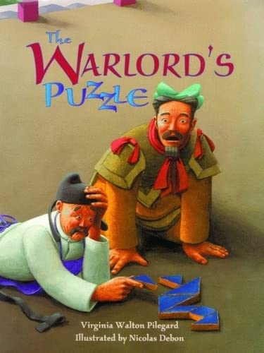Warlord's Puzzle, The (Warlord's Series)
