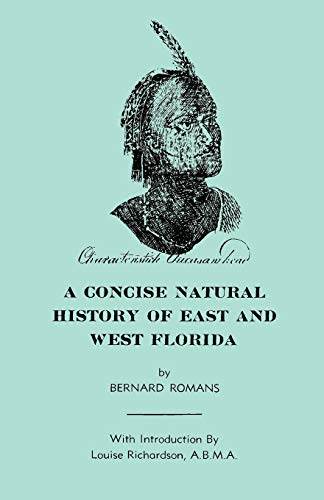 9781565546134: A Concise Natural History Of East & West Florida