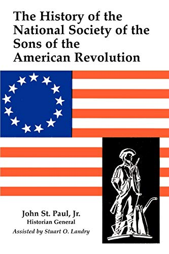 The History of the National Society of: Jr. John St.