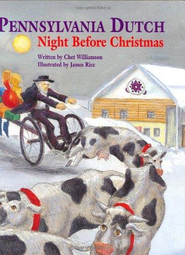 Pennsylvania Dutch Night Before Christmas (Signed): Chet Williamson