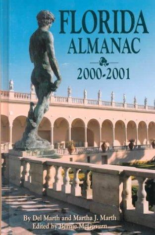 9781565547681: Florida Almanac: 2000-2001