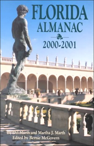 9781565547698: Florida Almanac: 2000-2001