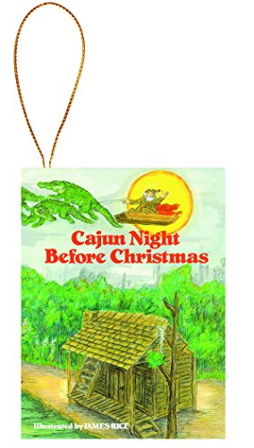 9781565548497: Cajun Night Before Christmas (Miniature Edition) (The Night Before Christmas Series)