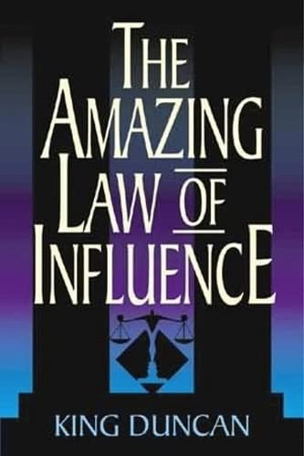 9781565548619: Amazing Law of Influence, The