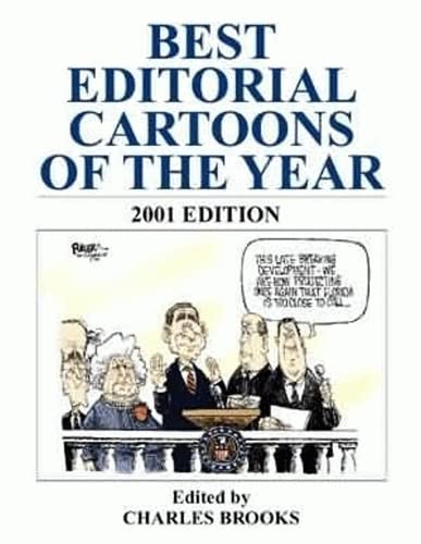 Best Editorial Cartoons of the Year - 2001 Edition,