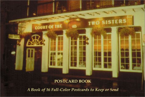 Court of the Two Sisters Postcard Book: Fein III, Joseph
