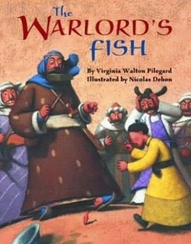 Warlord's Fish, The (Warlord's Series) [Hardcover] by Pilegard, Virginia; Deb.: Pilegard,...