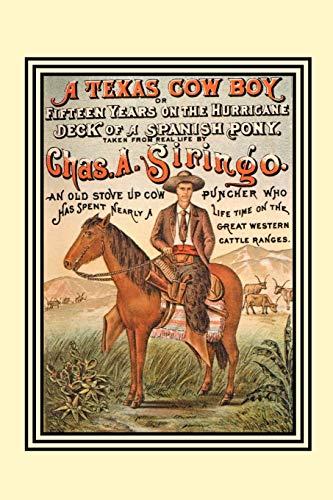 9781565549692: Texas Cow Boy, A