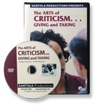 9781565582057: The Arts Of Criticism... Giving and Taking
