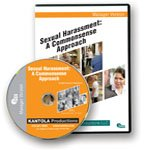 9781565582637: Sexual Harassment: A Commonsense Approach - Manager's Version