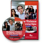 9781565582910: Workplace Violence for Employees: The Early Warning Signs