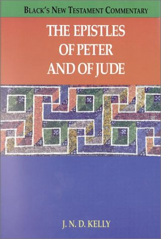 9781565630345: The Epistles of Peter and of Jude (BLACK'S NEW TESTAMENT COMMENTARY)