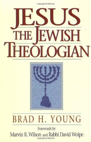 9781565630604: Jesus the Jewish Theologian