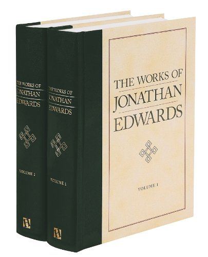 9781565630857: The Works of Jonathan Edwards, 2 Volumes