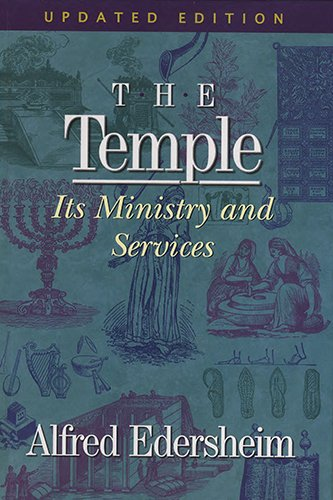 9781565631366: The Temple: Its Ministry and Services