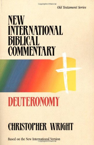 9781565631717: Deuteronomy - New International Biblical Commentary Old Testament 4
