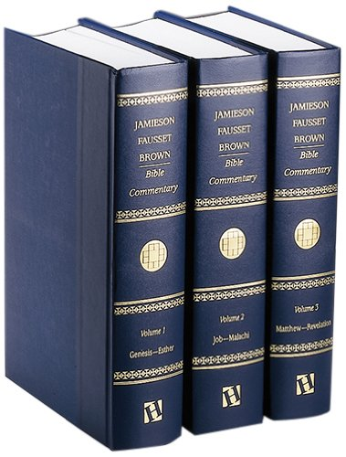 9781565631977: A Commentary on the Old and New Testaments (3 Volume Set)