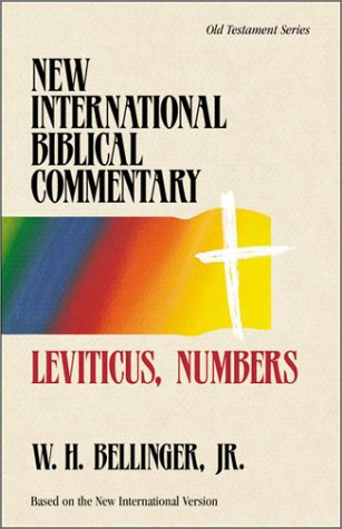 9781565632134: Leviticus and Numbers (New International Biblical Commentary. Old Testament Series, 3)