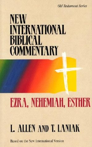 9781565632189: Ezra, Nehemiah, Esther: Based on the New International Version (New International Biblical Commentary)