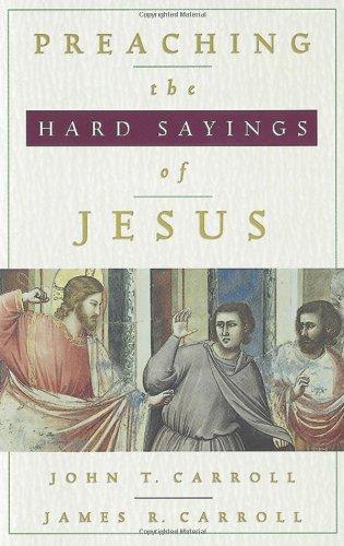 9781565632301: Preaching the Hard Sayings of Jesus