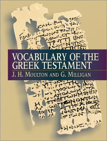 9781565632714: Vocabulary of the Greek Testament