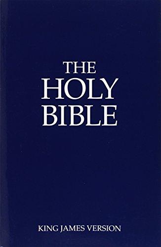 9781565633254: The Holy Bible King James Version: King James Version
