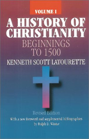 A History of Christianity, Vol. 1: Beginnings