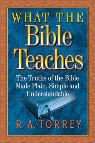 9781565633919: What the Bible Teaches