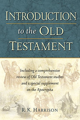 9781565633995: Introduction to the Old Testament
