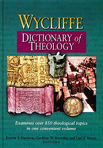 9781565634282: Wycliffe Dictionary of Theology