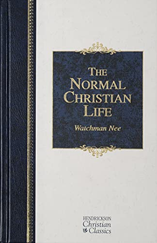 9781565634565: The Normal Christian Life