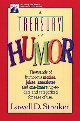 9781565634572: Treasury of Humor