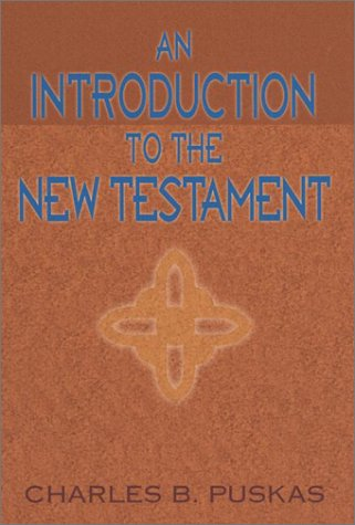 9781565634848: An Introduction to the New Testament