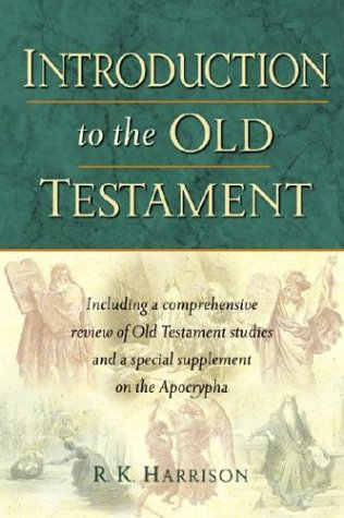 9781565635203: Introduction to the Old Testament