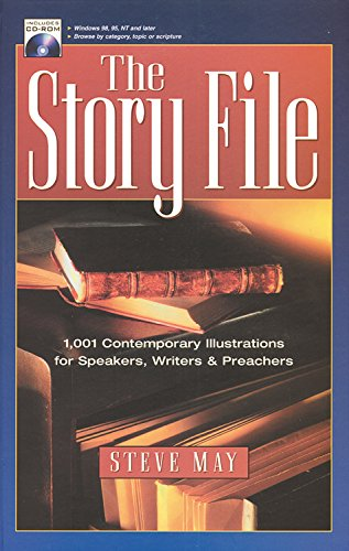 9781565635241: The Story File: 1001 Contemporary Illustrations
