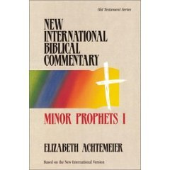 9781565635340: Minor Prophets I (New International Biblical Commentary: Old Testament Series, 1