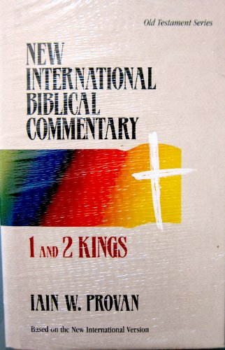 9781565635388: New International Biblical Commentary: 1 and 2 Kings (NIBC, 7)