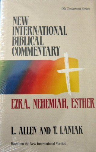 9781565635937: Ezra, Nehemiah, Esther: Based on the New International Version (New International Biblical Commentary, 9)